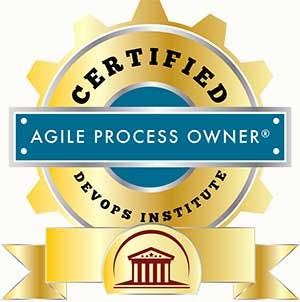 certified agile process owner devops institute